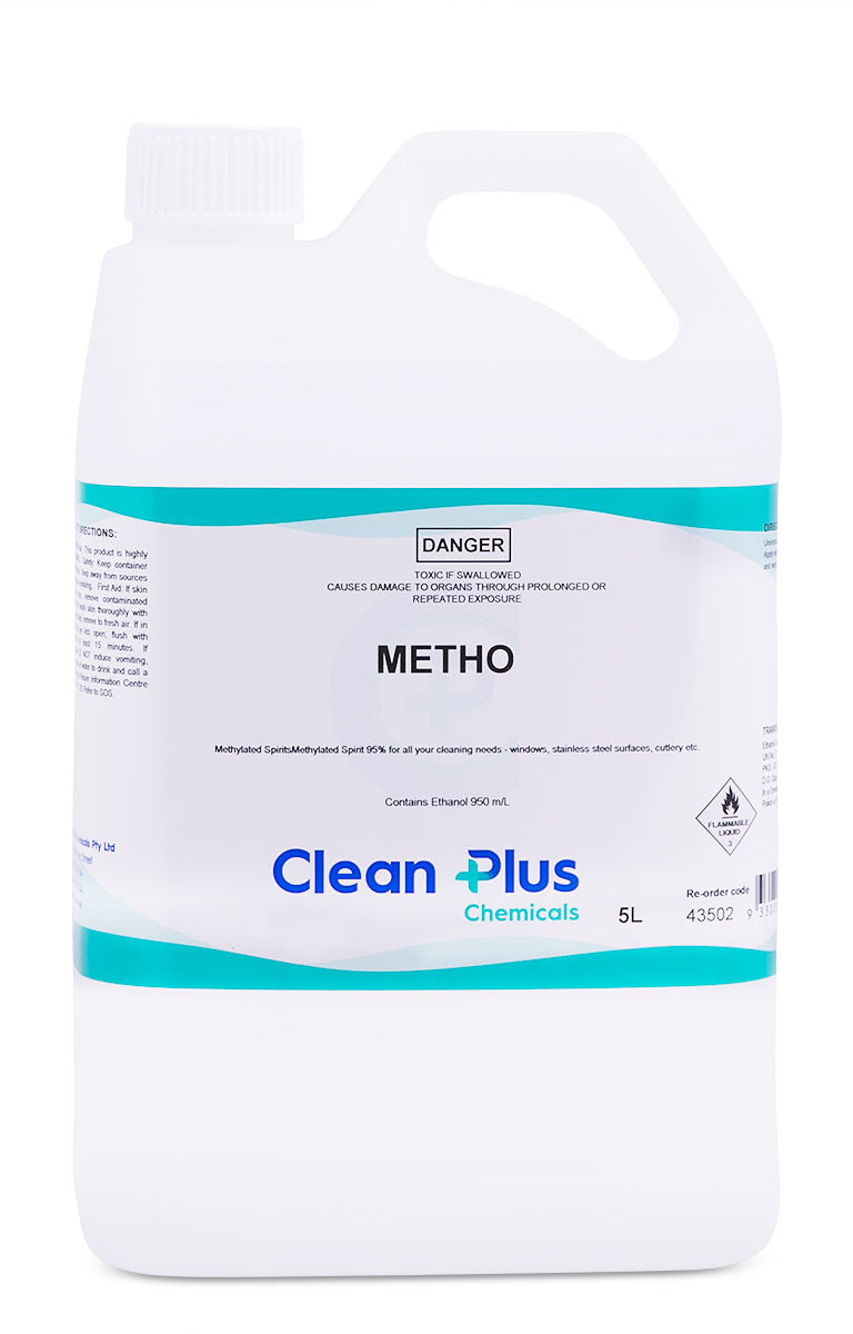 Methylated Spirits 5 Litre