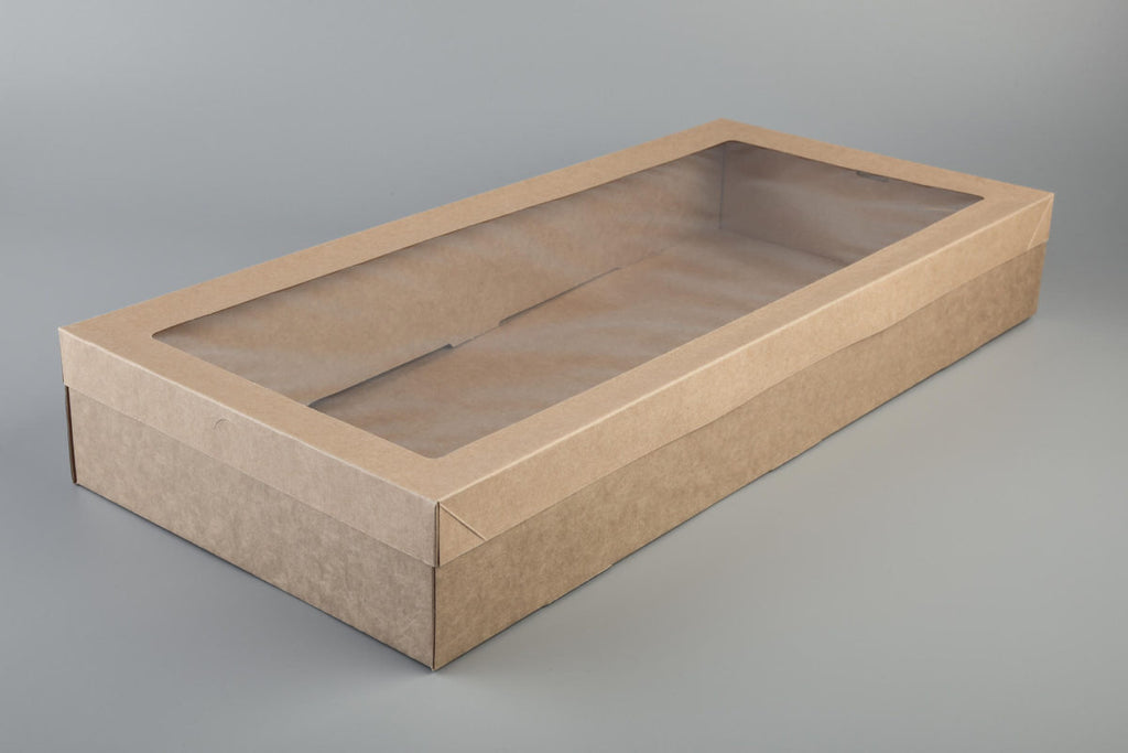 BetaCater Large (558x252x80mm) Box & Lid Each
