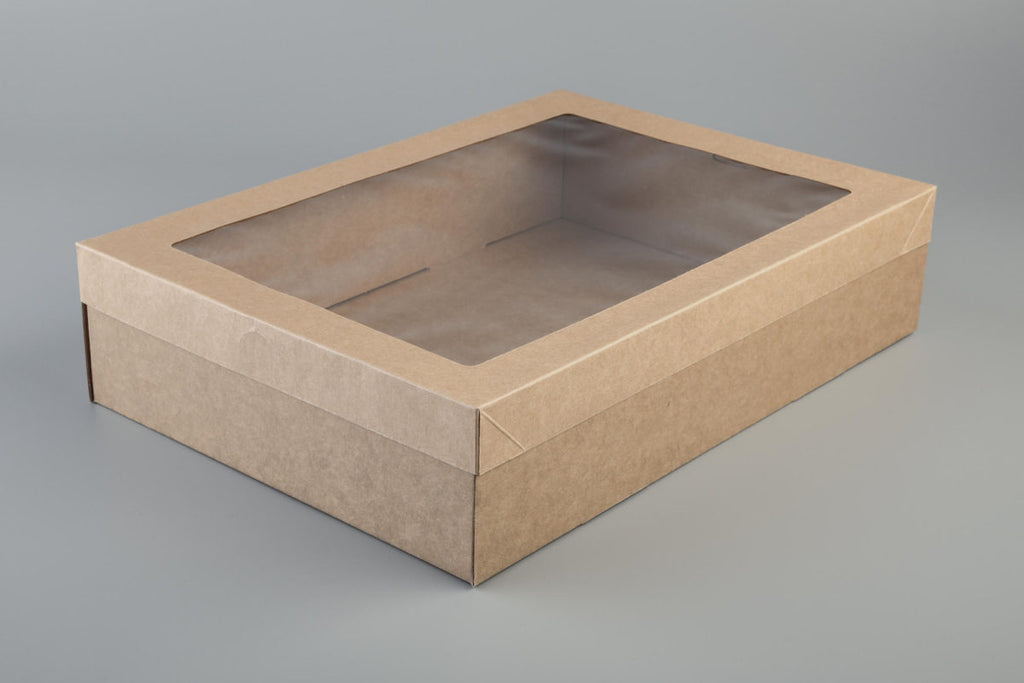 BetaCater Medium (359x252x80mm) Box & Lid Each