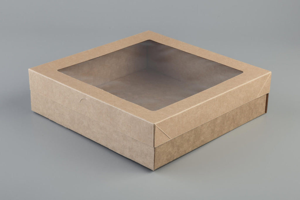 BetaCater Small (229x229x60mm) Box & Lid Each