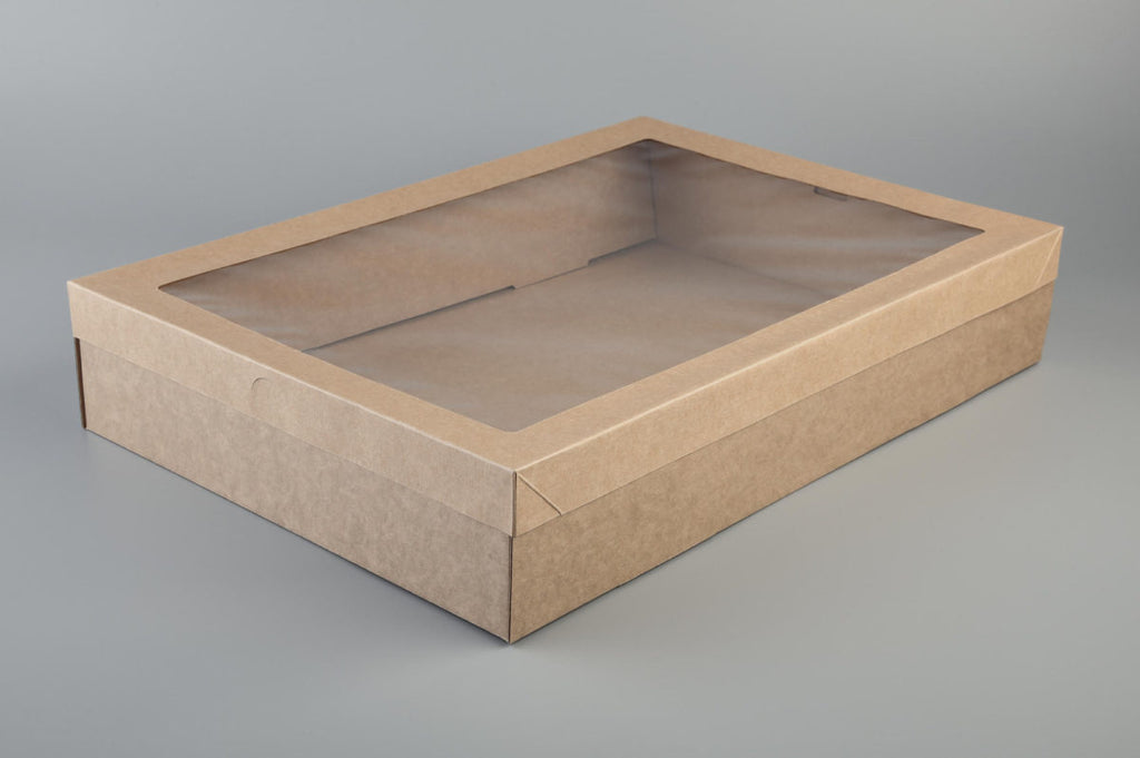 BetaCater Extra Large (450x310x80mm) Box & Lid Each