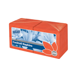 2 Ply Cocktail Napkin Red (Carton 2000)