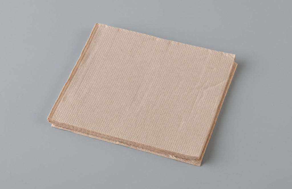 Quilted Cocktail Brown Kraft (Carton 2000) (Pack 250)