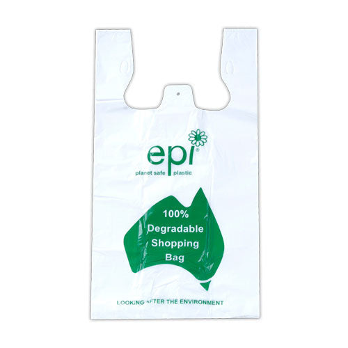 Carry Bag Bio Large (300mm x 540mm) (Carton 2000)