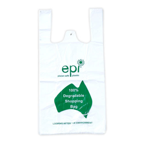 Carry Bag Bio Medium (250mm x 500mm) (Carton 3000)
