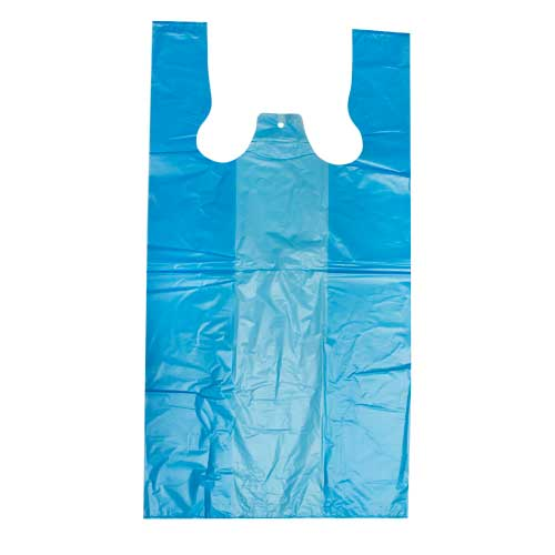 Carry Bag Jumbo Blue (620mm x 310mm) (Carton 1000)