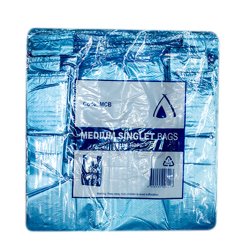 Carry Bag Medium Blue (Carton 3000)