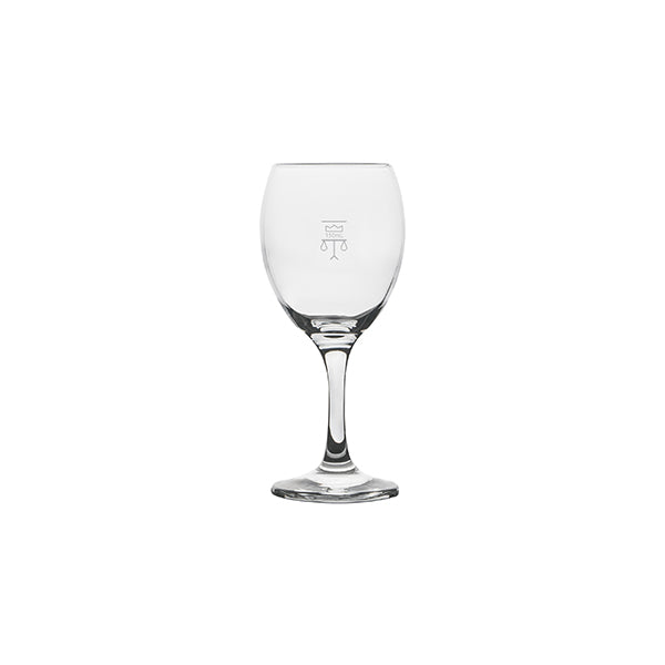Glass Wine Crown Royale 250ml Plimsol (Carton 24)