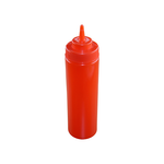 Bottle Sauce Squeeze Wide Red Mouth 720ml
