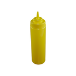 Bottle Sauce Squeeze Wide Yellow Mouth 720ml
