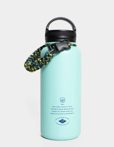 United By Blue Swim In The Sea 32 oz. Insulated Steel Water Bottle