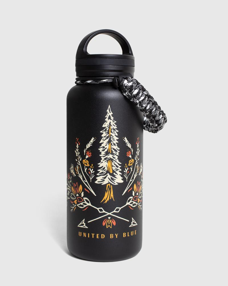 United By Blue Bloom Wildly 32 oz. Insulated Steel Water Bottle