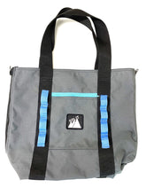 Load image into Gallery viewer, Split Tote Bag - Charcoal