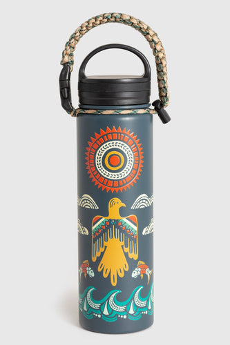 United By Blue Ecosystem 22 oz. Insulated Steel Water Bottle