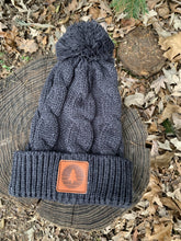 Load image into Gallery viewer, Saw & Mill Company Backcountry Pom Beanie - Cream