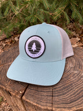 Load image into Gallery viewer, Saw & Mill Logo Hat - Smoke Blue
