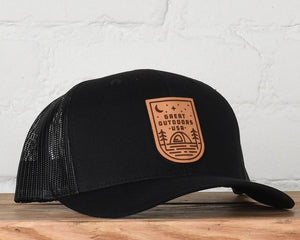 Classic State Great Outdoors - Camping Snapback