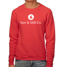 Load image into Gallery viewer, Saw & Mill Co. Branded Crew