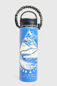 United By Blue Take A Stand 22 oz. Insulated Water Bottle
