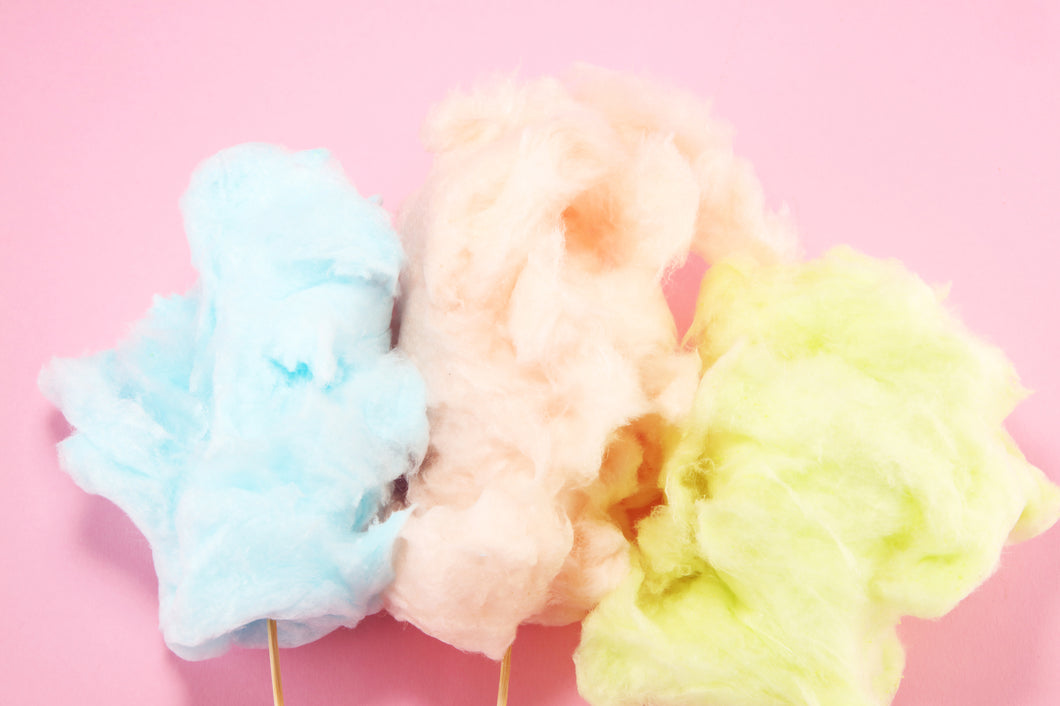 Lemon Cotton Candy