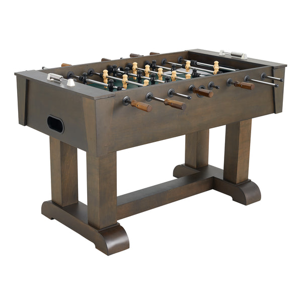 "Airzone Official Size Wood Foosball Game Table, 56"" Via Walmart"