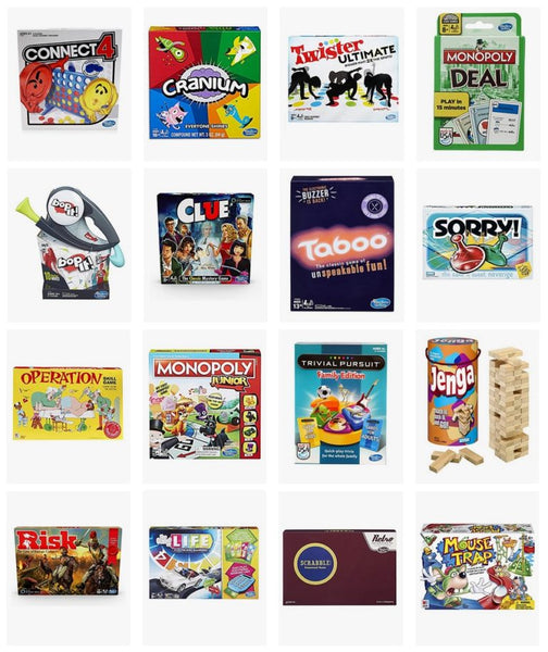Save On Hasbro Games Via Amazon