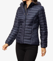 Packable Hooded Down Puffer Coat Via Macys