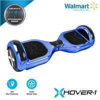 Electric Hoverboard, LED Wheel Well Lights, Bluetooth Speaker Via Walmart