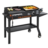 Blackstone Duo Griddle & Charcoal Grill Combo Via Walmart