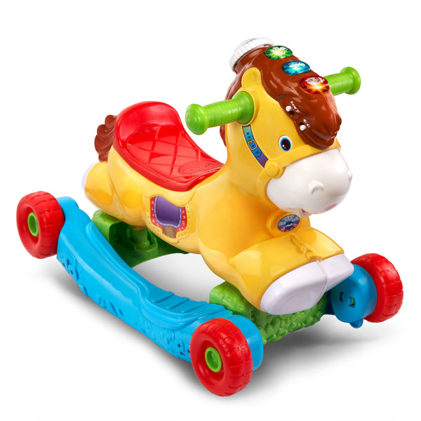VTech Gallop & Rock Learning Pony Via Walmart