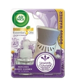 Air Wick plug in Scented Oil  Via Amazon