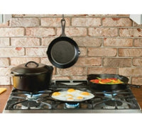 Lodge Seasoned Cast Iron 5 Piece Bundle Via Amazon