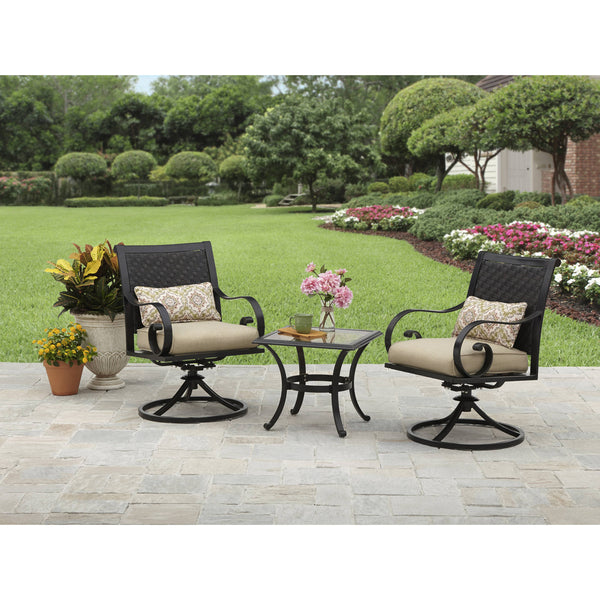 Save big on Patio sets Via Walmart