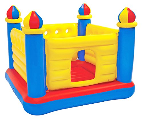 Intex Jump O Lene Castle Inflatable Bouncer Via Amazon