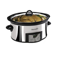 Crock-Pot 6-Quart Programmable Slow Cooker Via Amazon