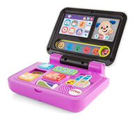 Fisher-Price Laugh & Learn Click & Learn Laptop Via Amazon