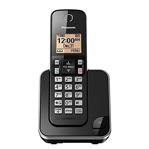 Panasonic  Expandable Cordless Phone System Via Amazon