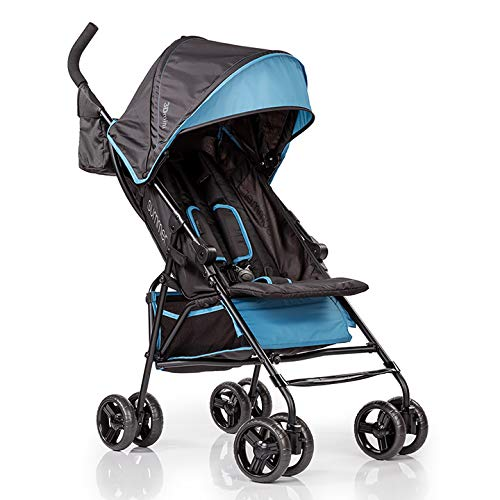 Summer Infant 3Dmini Convenience Stroller (Blue/Black) Via Amazon ONLY $33.74 Shipped! (Reg $50)