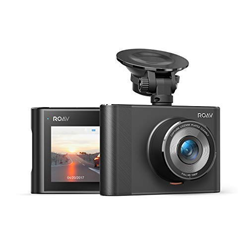 Anker Roav DashCam A1,Driving Recorder, 1080p FHD LCD Screen Via Amazon
