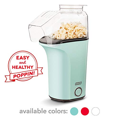 Hot Air Popcorn Popper Maker with with Measuring Cup Via Amazon