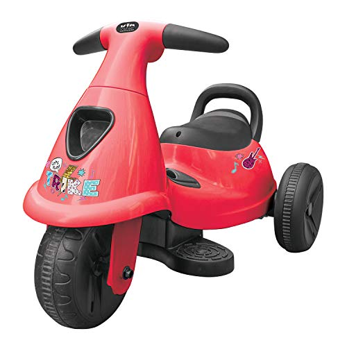 Kid Motorz 6V My First Trikes in Red Via Amazon