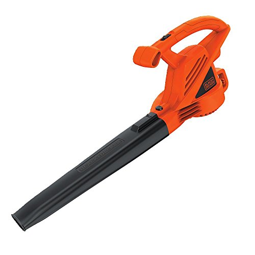 BLACK+DECKER Electric Leaf Blower, 7-Amp Via Amazon