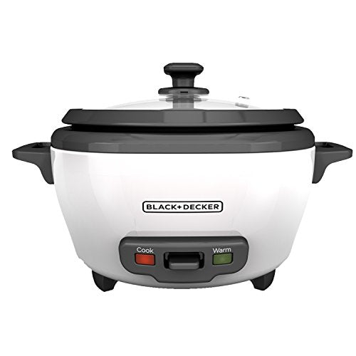 BLACK+DECKER Rice Cooker and Steamer Via Amazon