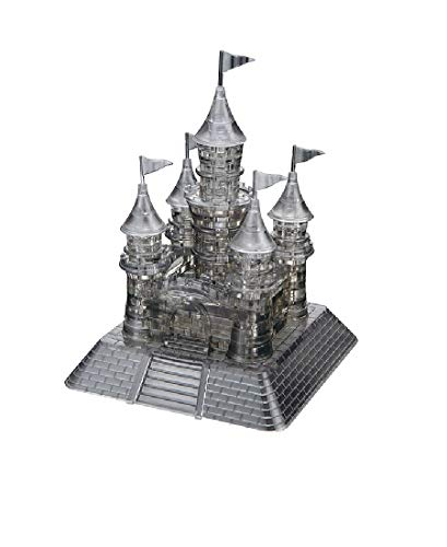 Original 3D Crystal Puzzle - Deluxe Castle Via Amazon