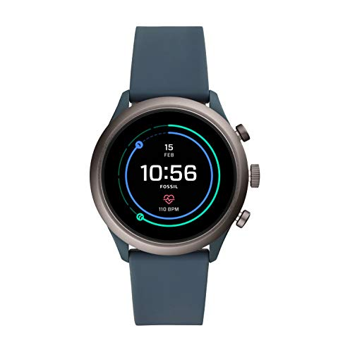 Fossil Men's Gen 4 Sport Heart Rate Touchscreen Smartwatch Via Amazon