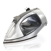 Hamilton Beach Steam Iron & Vertical Steamer Via Amazon