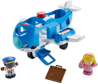 Fisher-Price Little People Travel Together Airplane Vehicle Via Amazon