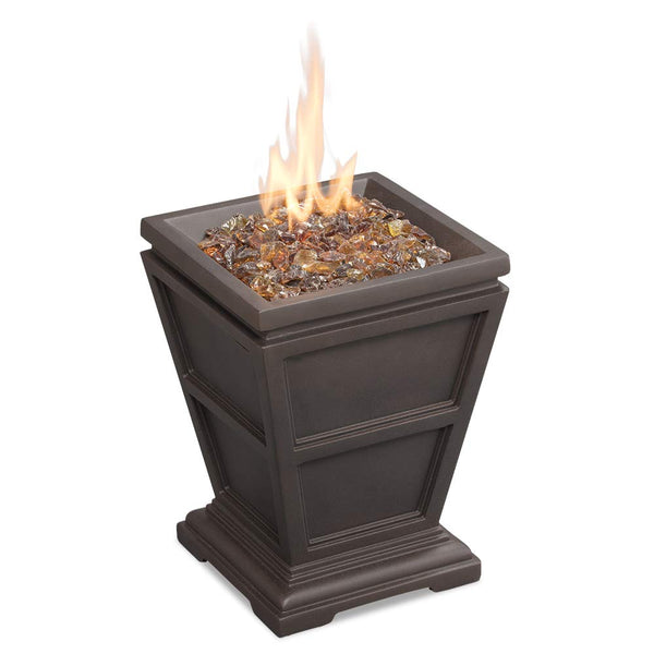 Endless Summer GLT1343B LP Gas Outdoor, Brown Firepit Via Amazon