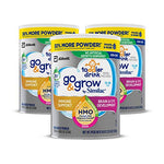 Go & Grow by Similac Non-GMO Toddler Powder, 36 oz, 3 Count Via Amazon