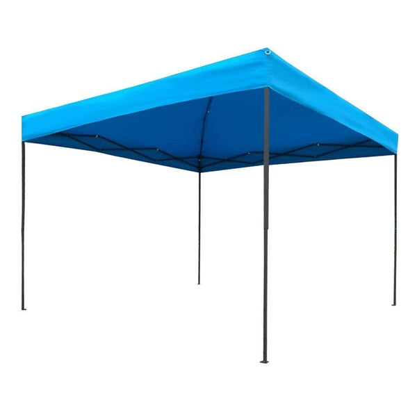 10×10 Ft Instant Foldable Outdoor Pop up Canopy Via Amazon